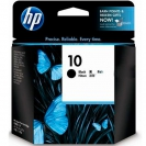 HP 10, C4844A картридж чёрный для Business Inkjet 1000, 1100, 1200, 2000, 2200, 2300, 2500, 2600, 2800, cp1700, Designjet Colorpro GA, CAD, 70, 100, 110, 500, 800, Officejet 9110, 9120, 9130, K850 серии (69 мл)