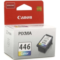 CANON CL-446 Color Ink Cartridge for PIXMA MG2440, MG2540, 180 pages buy at the Best Price in the E-shop TONER-ZIP.RU