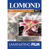 LOMOND Laminating Matt Film, 150 micron, A5 (154 x 216 mm) 50 Pouch (100 sheets) 1301138 buy at the Best Price in the E-shop TONER-ZIP.RU