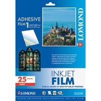 LOMOND PET Self-Adhesive Clear Ink Jet Film, 100 microns, A4, 25 sheets, 2700003 buy at the Best Price in the E-shop TONER-ZIP.RU