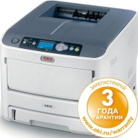 OKI C610N Colour LED Printer A4, Up to 36 ppm (600 x 600 dpi) 44205303 buy at the Best Price in the E-shop TONER-ZIP.RU