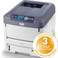 OKI C711DN Colour LED Printer A4, Up to 36 ppm (1200 х 600 dpi) 01269701 buy at the Best Price in the E-shop TONER-ZIP.RU