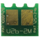 Compatible Chip for Use in HP Color LaserJet CE743A Magenta