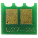 Compatible Black Chip for Use in HP CLJ CB540A, CC530A, CE250X